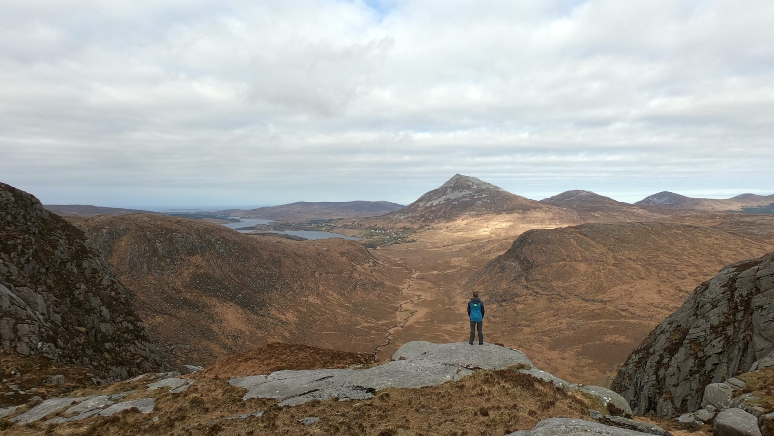 Hiking Donegal